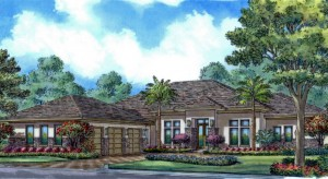 New luxury home at Lake Nona Golf and Country Club