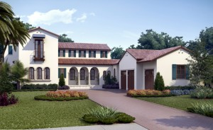 New waterfront luxury home at Lake Nona Golf and Country Club