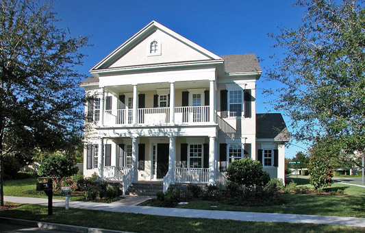 New homes at baldwin park is jus 2miles from downtown for Luxury home descriptions