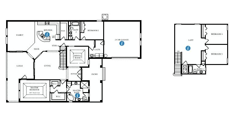 Dr Horton Floor Plans: Summerlake In Winter Garden By DR Horton