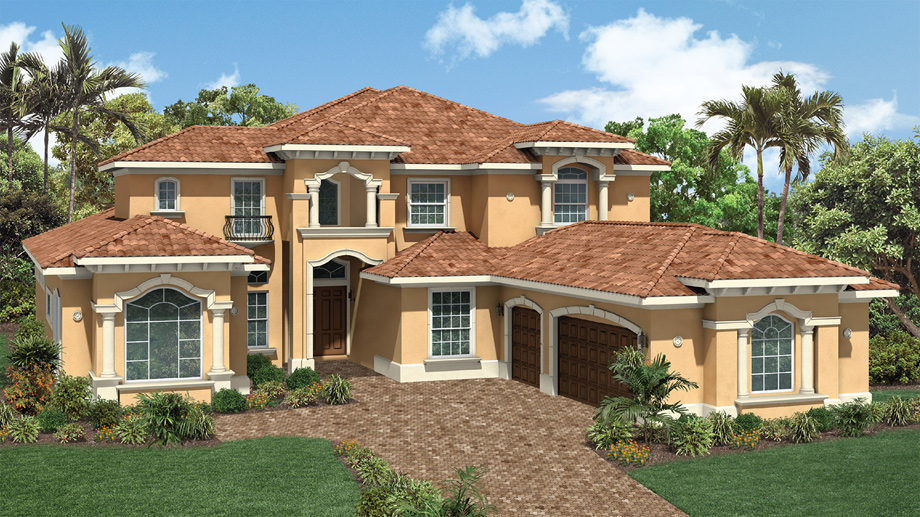 Toll Brothers Carlsbad Floor Plan: Bellaria In Windermere Is A New Community Of Luxury Homes