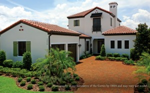 Cortez model at Lake Nona Golf and Country Club