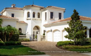 Covington model at Lake Nona Golf and Country Club