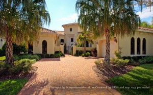 Cromwell model at Lake Nona Golf and Country Club