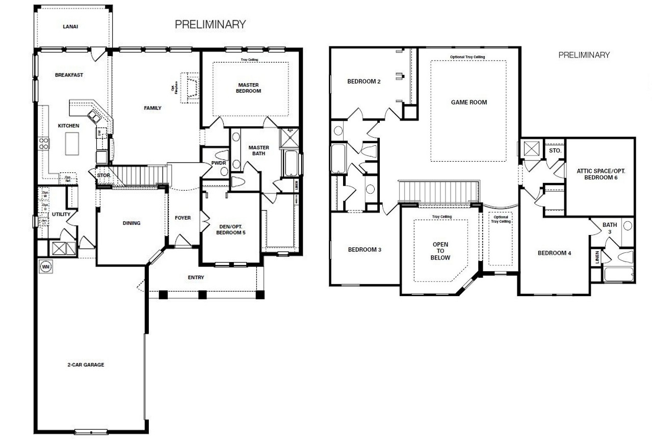 Coventry at heathrow new luxury homes at heathrow golf for Coventry homes floor plans
