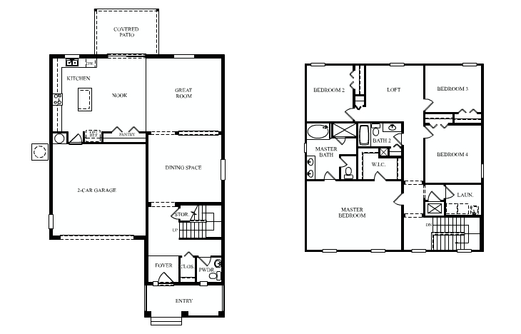 17 Best Images About Dr Horton Floor Plans On Pinterest