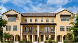 Firenze model at Baldwin Park, luxury homes in Orlando