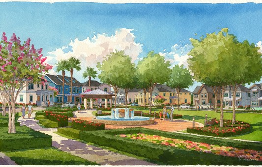 Laureate Park at Lake Nona by Davide Weekley Homes