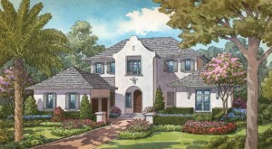 Kingston model at Golden Oak