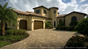 Lexington model at Lake Nona Golf and Country Club