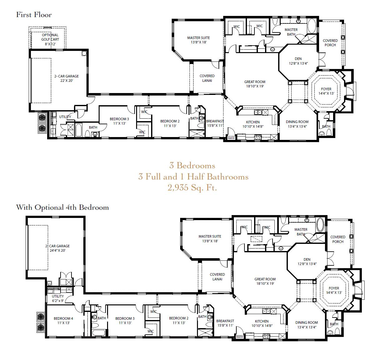 Perfect View Floor Plan