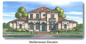 Montecello model. Acuera in Lake Mary, luxury homes in Orlando