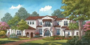Montecito model at Golden Oak