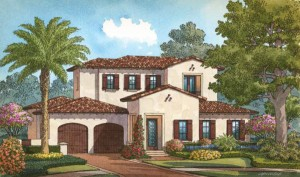 Montego model at Golden Oak
