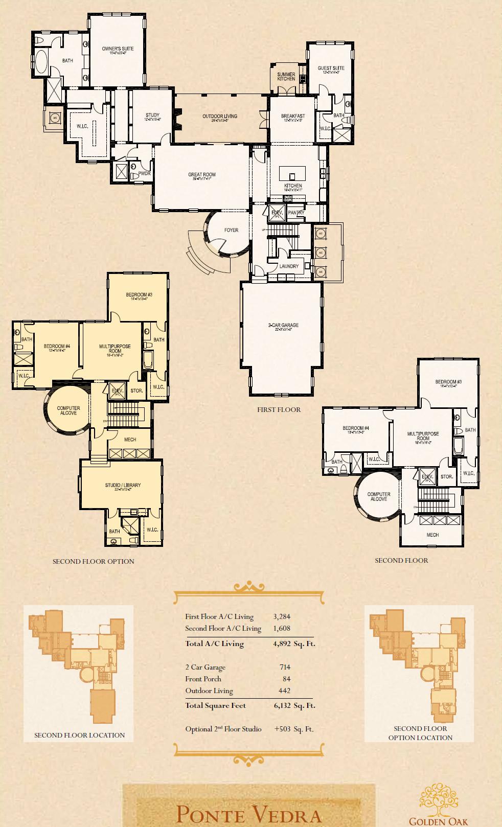 disney golden oak luxury new homes in lake buena vista