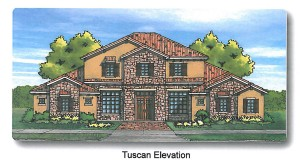 St Augustine model. Acuera in Lake Mary, luxury homes in Orlando