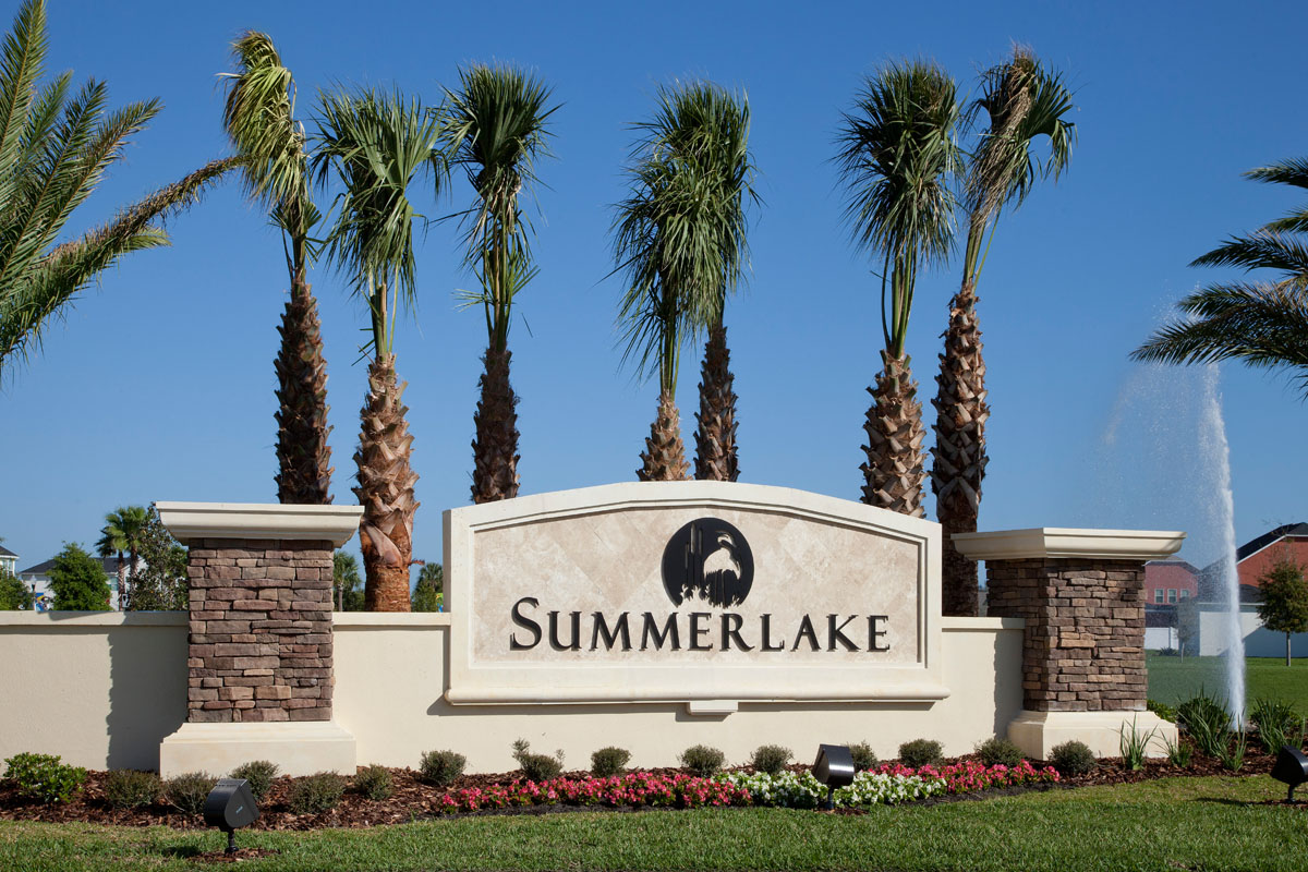 summerlake in winter garden by kb home - Winter Garden New Homes