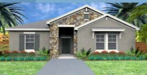 New construction vacation homes in Kissimmee, Orlando at Trafalgar Village Resort