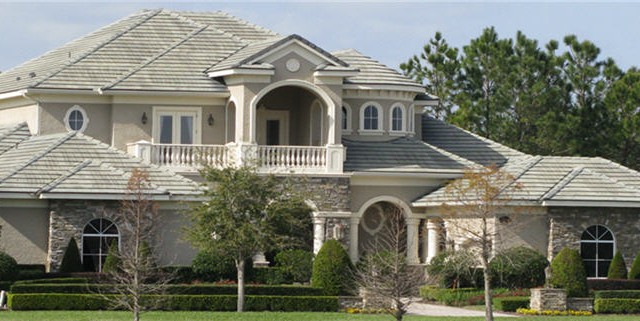 The Gardens at Keene's Pointe in Windermere luxury homes