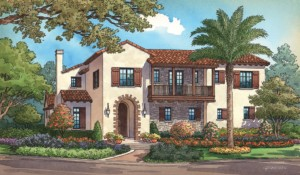 Venezia model at Golden Oak