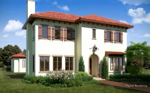 Warrick model at Lake Nona Golf and Country Club