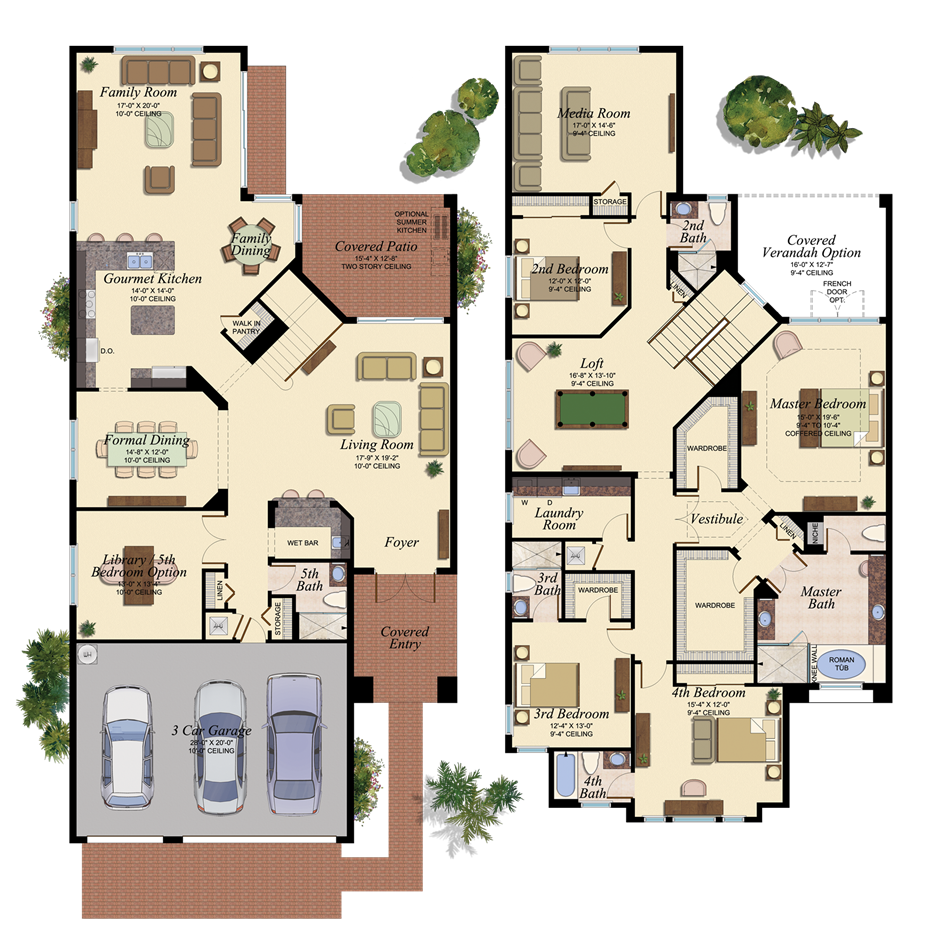 Gl homes floor plans florida floor matttroy for Florida home builders floor plans