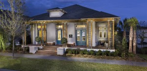 Lahe model at Laureate Park, Lake Nona in Orlando