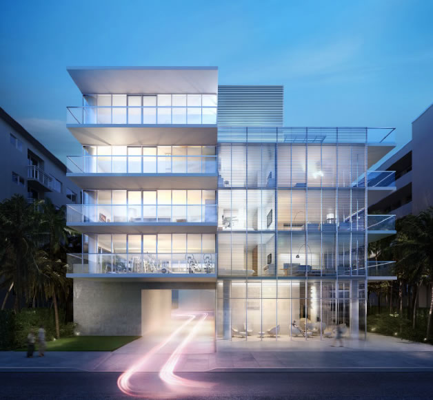 Houses For Sale Miami Beach: 321 Ocean Drive, South Of Fifth Miami. Beachfront