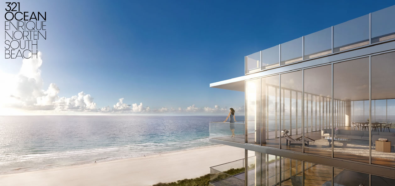 321 Ocean Drive South Of Fifth Miami Beachfront Condos