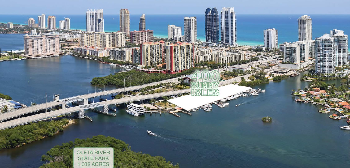 400 Sunny Isles Luxury Waterfront Condosnew Build Homes