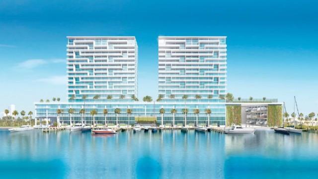 400 Sunny Isles luxury waterfront condos