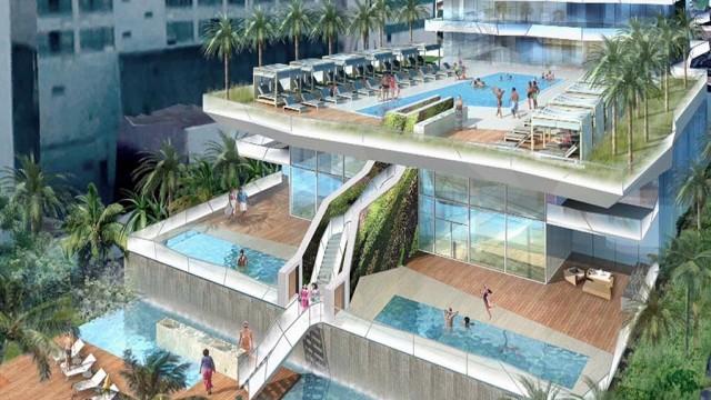 Bath Club Estates Luxury Waterfront Condos In Miami
