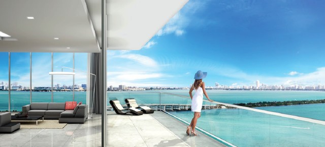 Bay House Miami located in East Edgewater near Mid Town