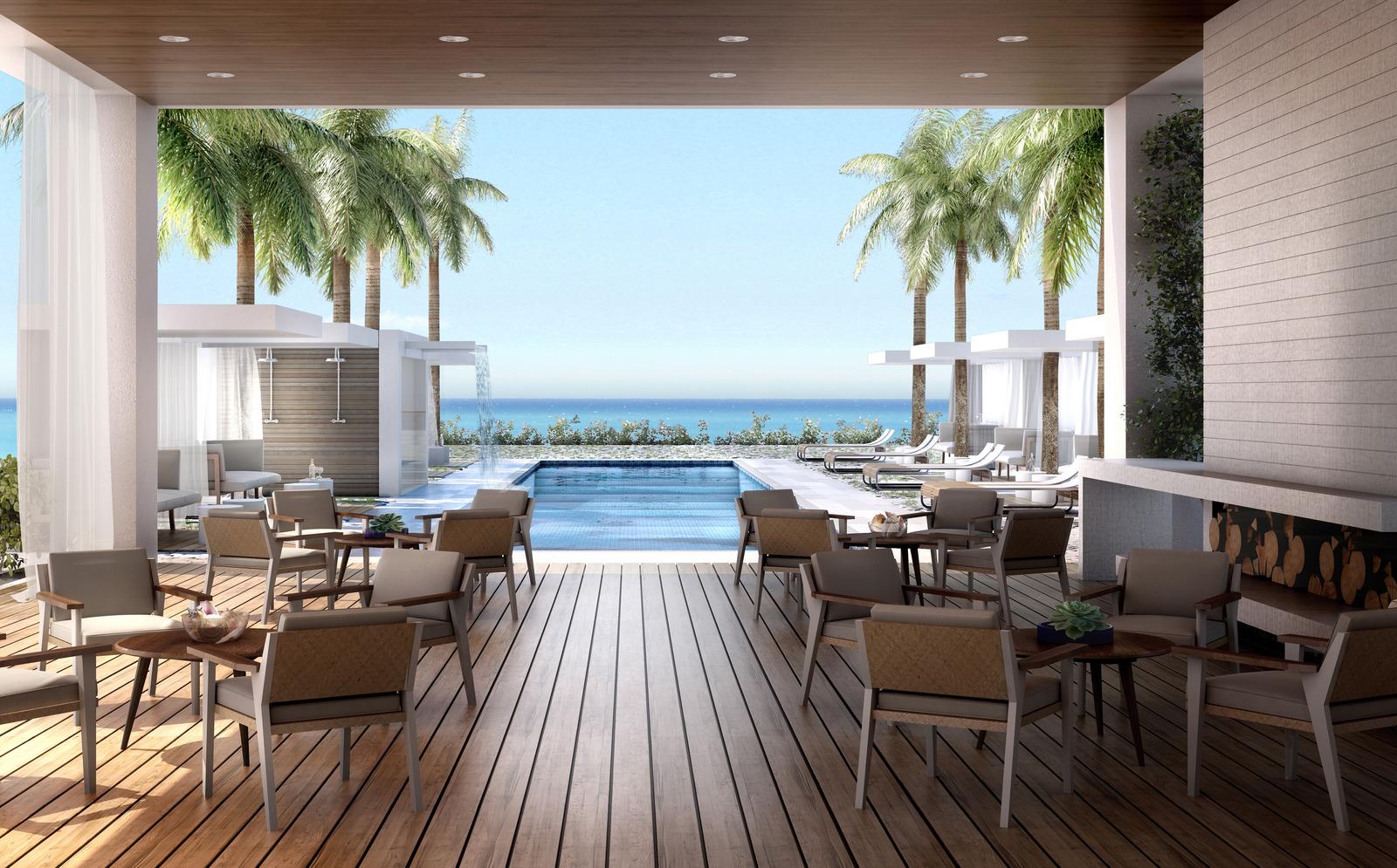 Beach house 8 miami pool deck new build homesnew build homes for Soho oviedo