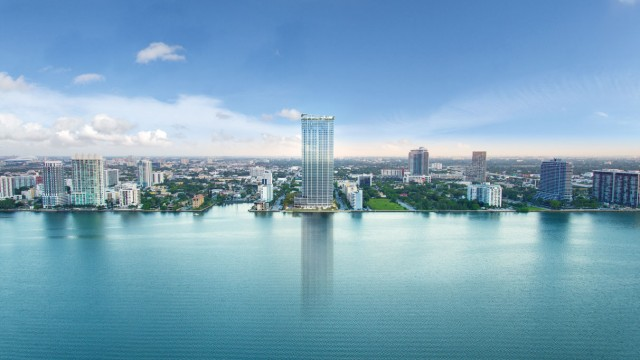 Biscayne Beach Condos in East Edgewater Miami