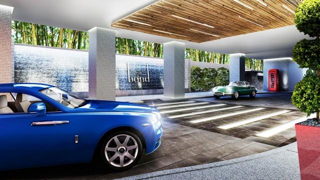 The Bond on Brickell. New luxury condos Miami