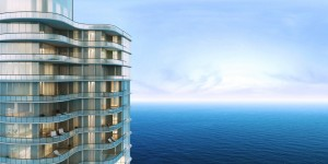 Pre-construction penthouses for sale at Chateau Beach in Sunny Isles