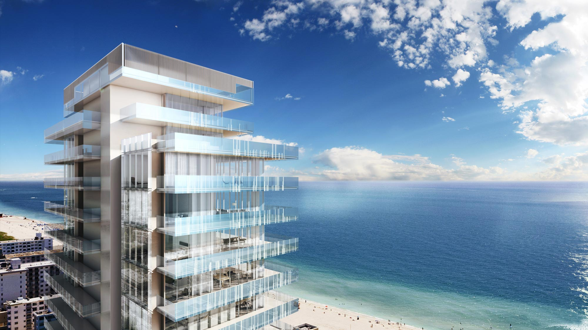 Glass Condos South Beach