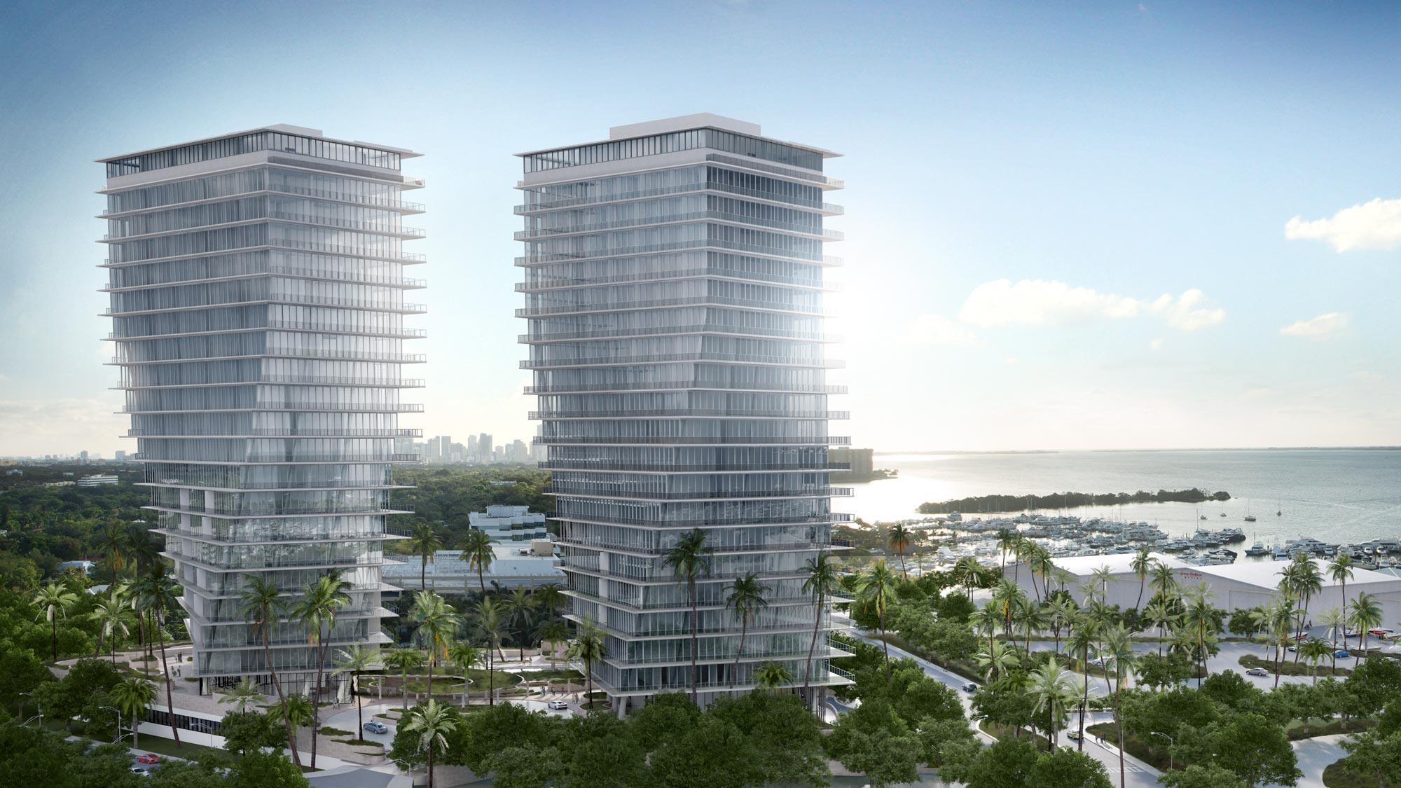 Grove At Grand Bay Pre Construction Luxury Condos In