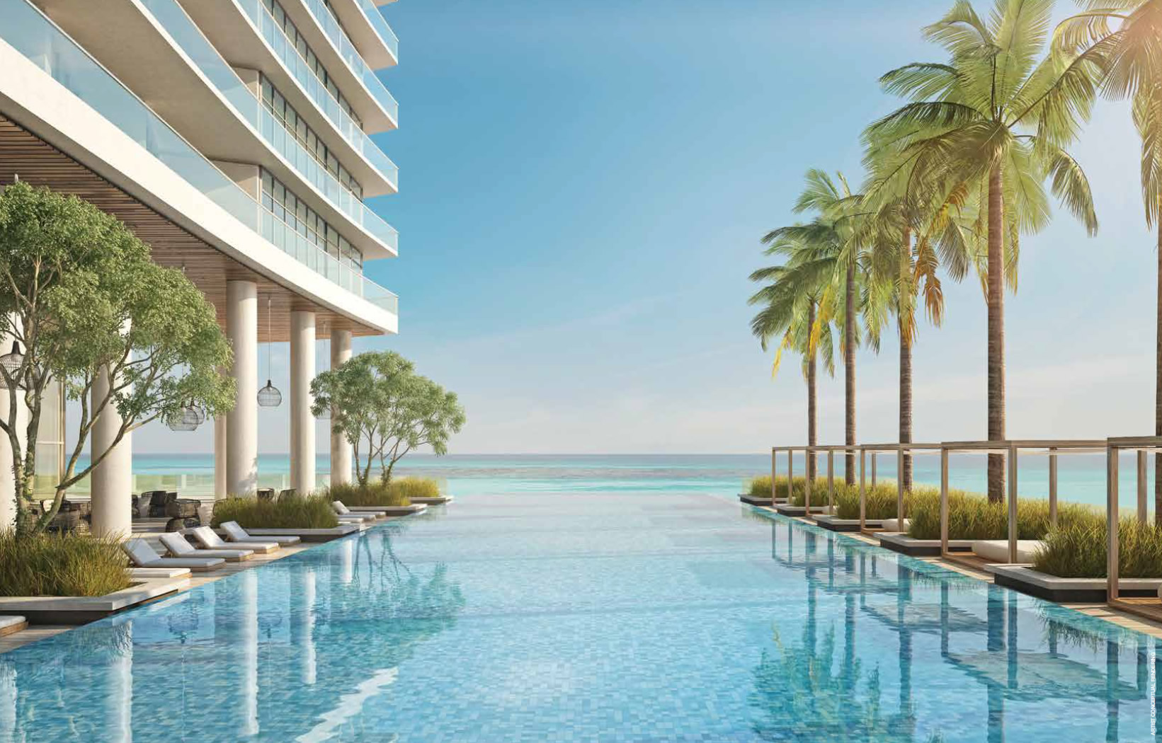 Hyde hollywood beach pre construction beachfront for Design hotel hollywood florida