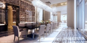 Mansion at Acqualina new luxury beachfront condos for sale in pre-construction