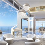 Mansion at Acqualina new luxury oceanfront condos for sale in pre-construction