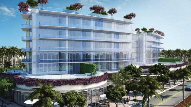 Marea South Beach. New pre-construction ultra-luxury condos for sale on Miami Beach