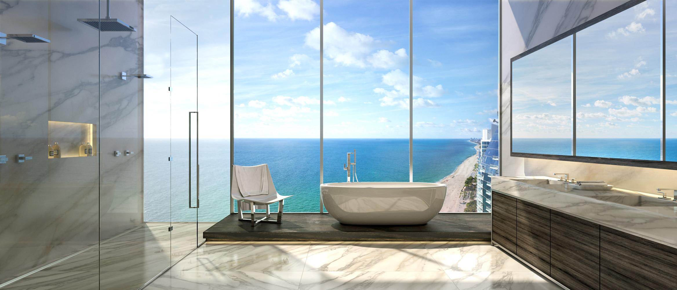 Muse Condos Sunny Isles BeachNew Build Homes
