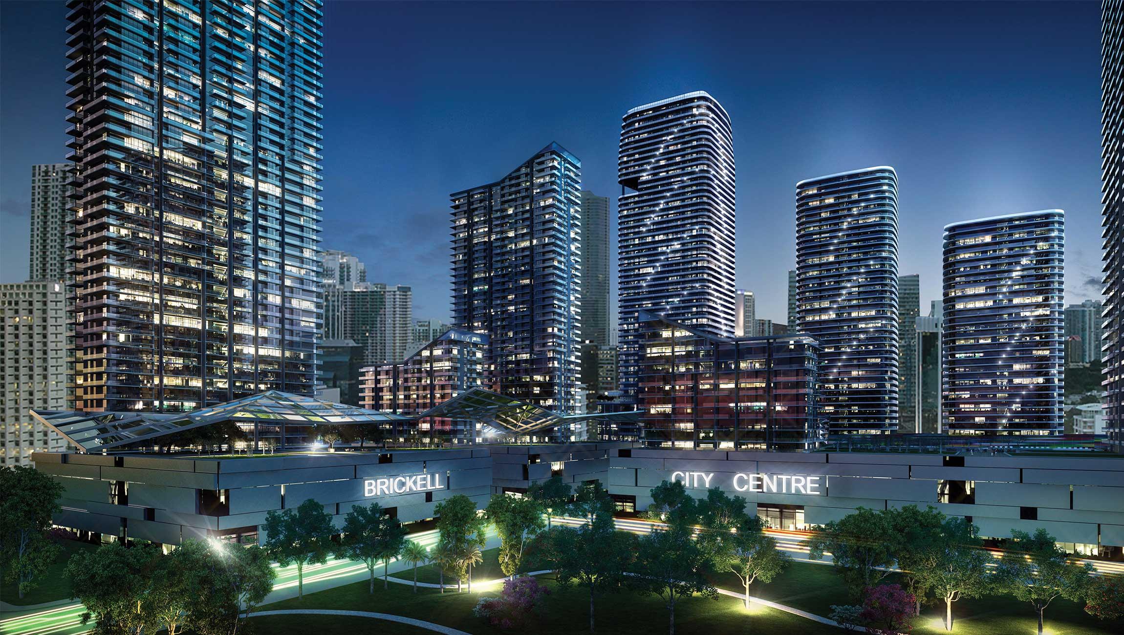 Slslux Nearby Brickell Citycenter New Build Homesnew
