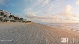 Sage Beach beachfront luxury condos in Hollywood Beach