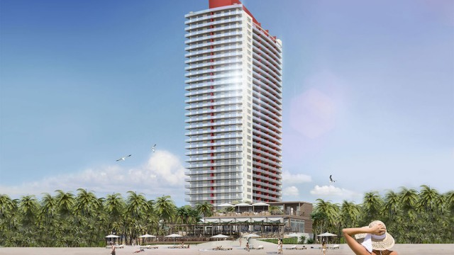 Beachwalk Condos in Hallandale