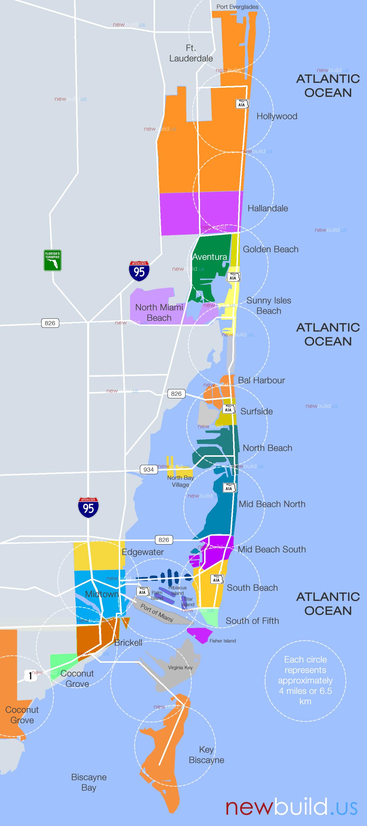 pre-construction properties in miami for sale. miami beach