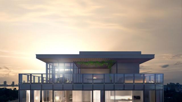 The Edition Miami Beach Residences on Miami Beach. Luxury beachfront condos pre-construction