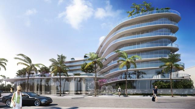 Ocean One South Beach pre-construction ultra- luxury condos